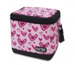 COOL*SAFE® medicine cool bag Hearts, TÜV tested